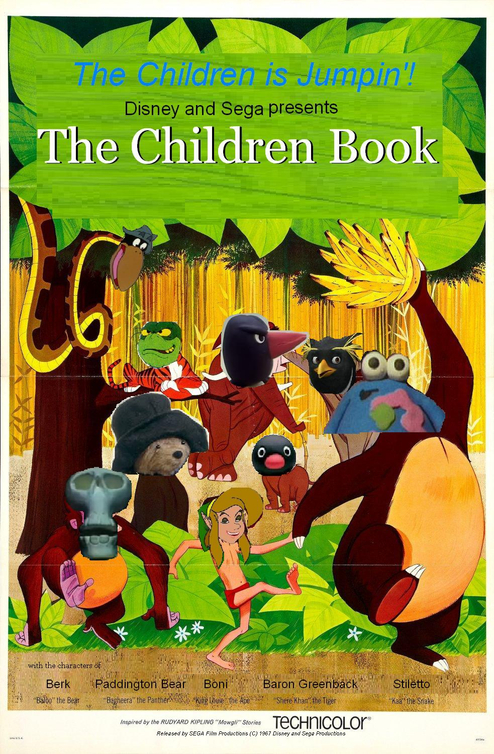 Image The Children Book Poster Jpg The Parody Wiki