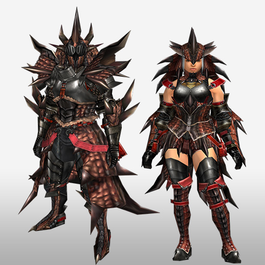 Silver Rathalos Armor