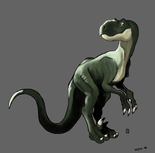 Image - Venatosaurus.jpg - Dinopedia - the free dinosaur