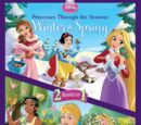 Disney Princess: Princesses Through the Seasons