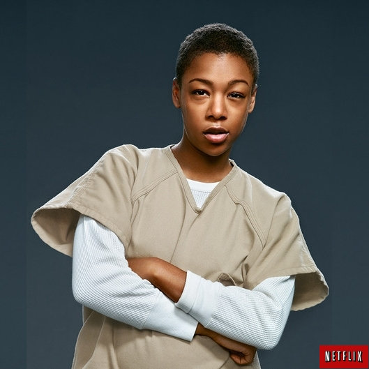 poussey orange is the new black dating Orange is the new black writer lauren morelli is divorcing her husband and is now dating samira wiley, who plays the beloved character of poussey on the hit show, us weekly reports.