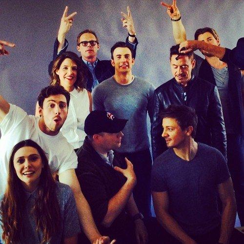 Avenger Age of Ultron Cast Age of Ultron Avengers 2 Cast