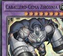 Caballero-Gema Zirconia