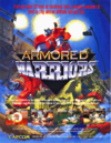 Armored Warriors Arcade Flyer.png