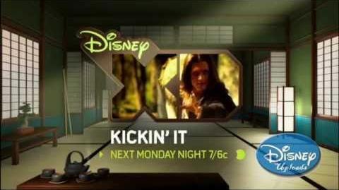 Kickin it brand new next monday night at 7 6c