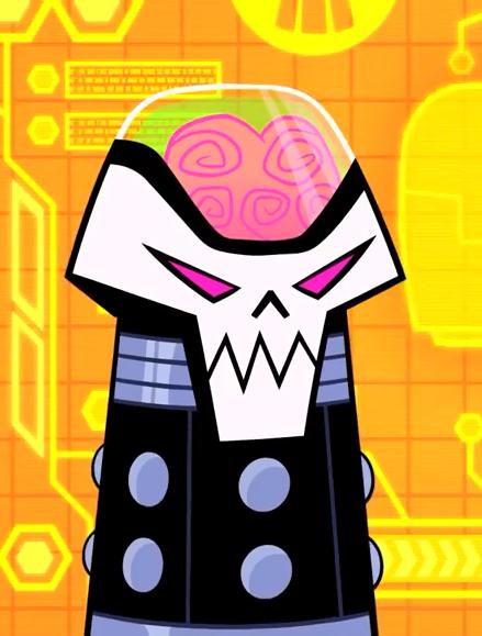 Teen Titans Brain 36