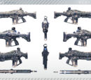 Weapon Types