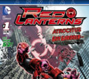 Red Lanterns Annual Vol 1 1