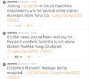 Godzilla 2/Gallery
