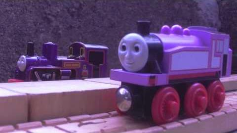 S1 E5 Tales From the Rhyndale Railway Rosie