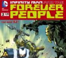 Infinity Man and the Forever People Vol 1 2