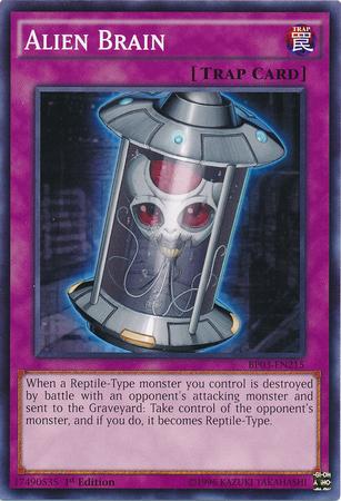 Alien Brain - Yu-Gi-Oh!