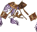 The Purple Lion Set