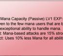 Medium Mana Capacity