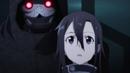 Death Gun approaching Kirito.png
