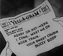 Buzzy Boop