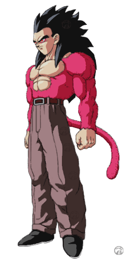 Gohan ssjj dragonball fanon wiki - Son gohan super saiyan 4 ...