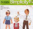 Simplicity 5395 A