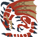 MH10th-Rathalos Icon.png