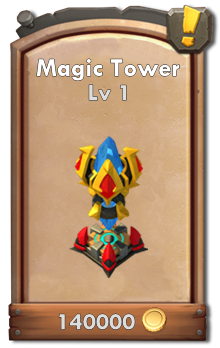 Cannon Tower - Castle Clash Wiki
