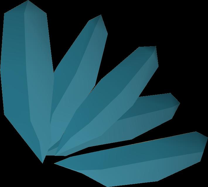 Woad leaf - The RuneScape Wiki
