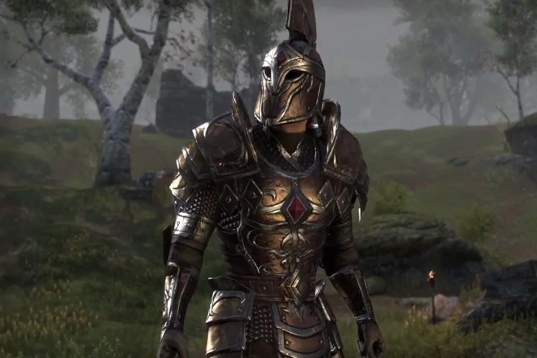 Elder Scrolls Online Imperial Race Imperial - 001