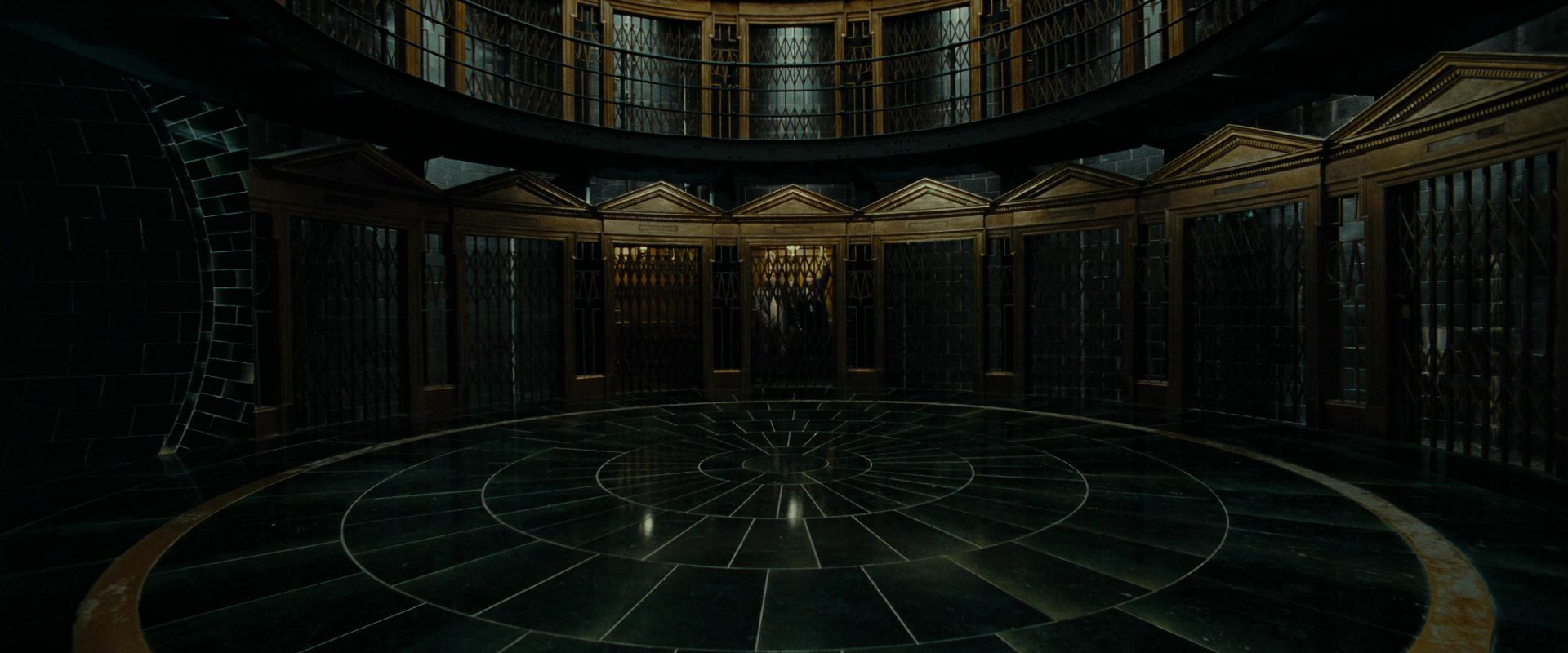 Ministry of Magic lifts - Harry Potter Wiki