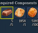 Crafting Component