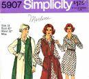 Simplicity 5907 A