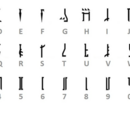 Mandalorianština (písmo)