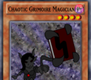 Chaotic Grimoire Magician