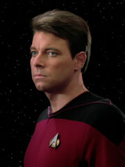 William Riker, 2364