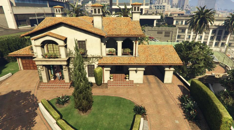 De Santa Residence Gta Wiki The Grand Theft Auto Wiki
