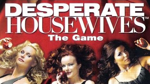 Seduce Everyone! - Desperate Housewives Game 1