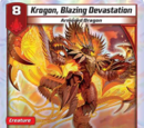 Krogon, Blazing Devastation