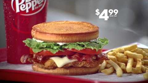 Movie - Jack's Spicy Chicken® Club Combo - Jack in the Box® Commercial