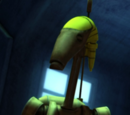 Unidentified OOM command battle droid (Invisible Hand)