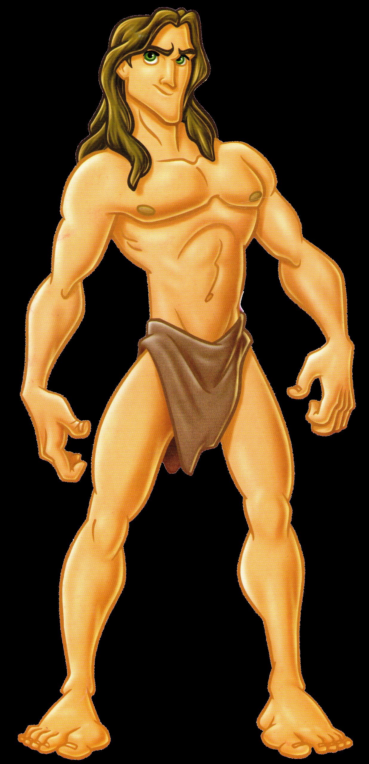 tarzan character disney wiki wikia