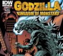 Godzilla: Kingdom of Monsters Issue 2