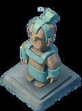 Statue Ice Idol