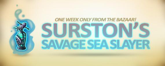 Scroller surstons savage sea slayer