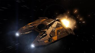 Elite Dangerous Gameplay Demo - IGN Live Gamescom 2014