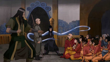 bolin and mako meet their family members