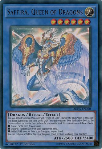 Saffira, Queen of DragonsFan Feed
