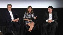 New York Q&A Highlights w Peter Capaldi, Jenna Coleman & Steven Moffat - Doctor Who World Tour