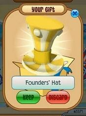 Founder Hat Mail