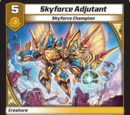 Skyforce Adjutant