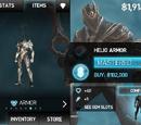 Helio Armor