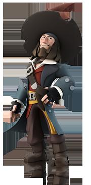 Hector Barbossa Disney Infinity Wiki