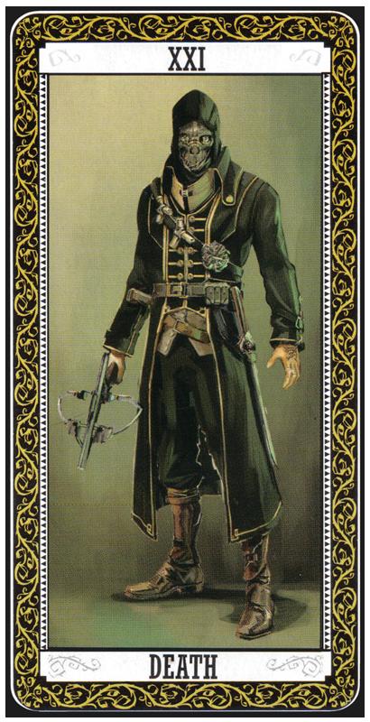 Tarot Wiki: Dishonored Wiki
